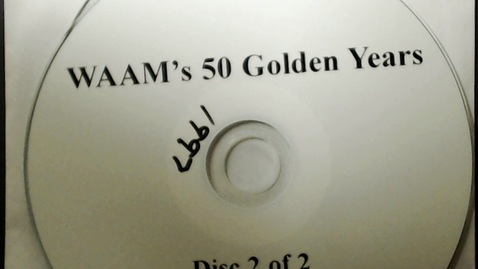 Thumbnail for entry Michigan History > Ann Arbor > WAAM Radio > 50 Golden Years Disk 2, 1997