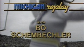 Thumbnail for entry Michigan Replay: Show #9 1983