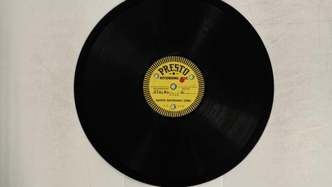 Thumbnail for entry String (Presto label), disc 2: [Side 1]