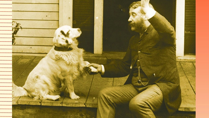 """2018 October 23 – Katherine Grier """"From 'Favorites' to 'Fur Babies': How Pets Became Part of the American Family"""""""