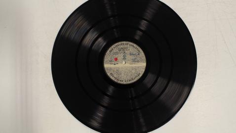 Thumbnail for entry Michigan folk songs, Series II, disc VIII-A1-3, B1-3: [Side 1]