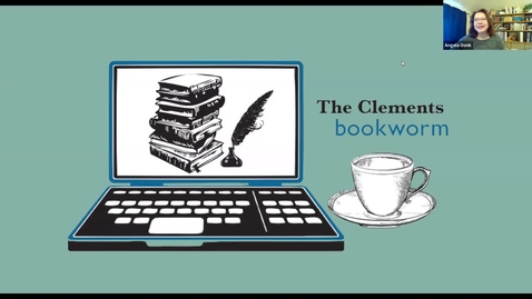 """Thumbnail for entry 2021 February 19, The Clements Bookworm: """"Framing Identity,"""" Empowerment and Resilience in the Black Experience"""