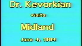 Thumbnail for entry Dr. Kevorkian visits Midland