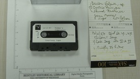 Thumbnail for entry 92nd St. Y, New York City - Today's Composers - Courtesy tape [Side 2]