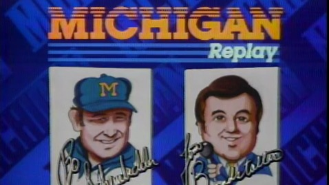 Thumbnail for entry Michigan Replay: Show #10 1985