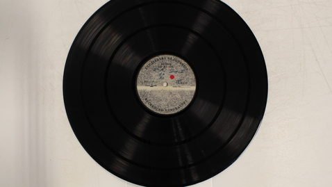 Thumbnail for entry Michigan folk songs, Series II, disc II-A1-3, B1-2: [Side 1]