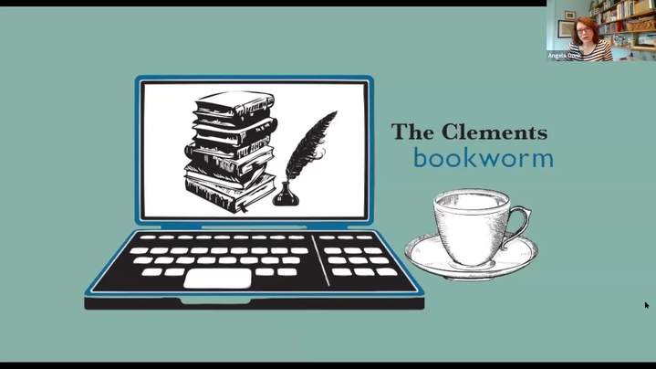 Thumbnail for channel The Clements Bookworm