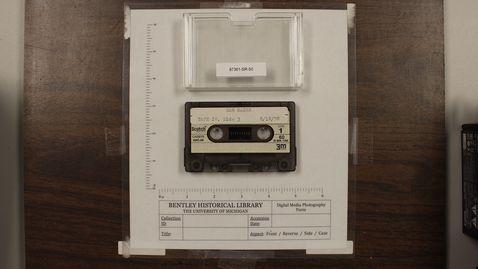 Thumbnail for entry Family Tapes: Samuel Haber [Side 1]