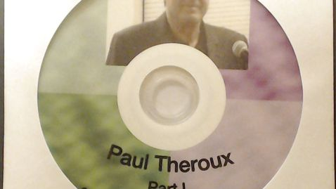 """Thumbnail for entry Fiftieth Anniversary Videos > Paul Theroux, """"How the Peace Corp Saved My Life"""",         October 13, 2010 > Part 1"""