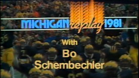 Thumbnail for entry Michigan Replay: Show #1 1981