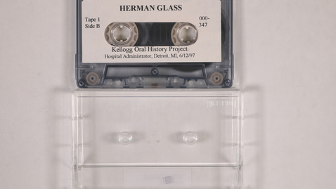 Thumbnail for entry Herman Glass interview, tape 1 [Side 2]