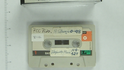 "Thumbnail for entry V:12 ""Michigan Boogie"" (radio broadcast, [WABX?]); et. al. [Side 1]"