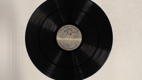 Thumbnail for entry Michigan folk songs, Series II, disc VI-A1-2, B1-2: [Side 2]