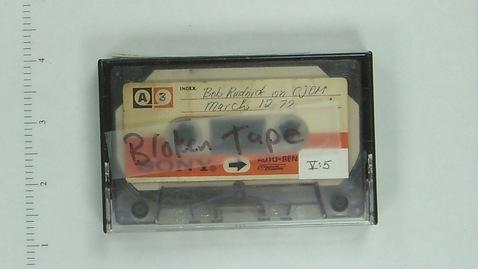 Thumbnail for entry V:5 Bob Rudnick on CJOM-FM [Side 2]