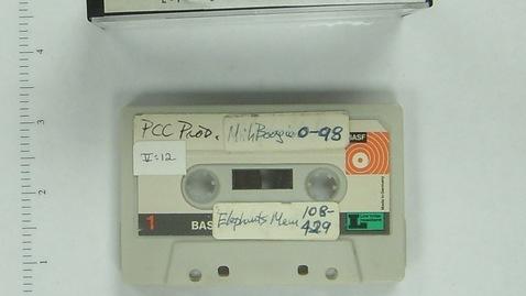 "Thumbnail for entry V:12 ""Michigan Boogie"" (radio broadcast, [WABX?]); et. al. [Side 2]"