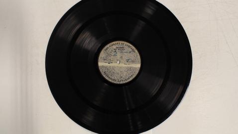 Thumbnail for entry Michigan folk songs, Series II, disc I-A1-2, B1-3: [Side 2]