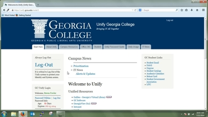 Getting Started with Microsoft Office 365 at for Students - Georgia