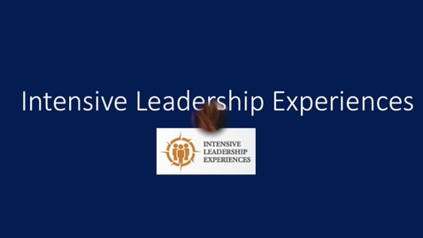 Thumbnail for entry GC Journeys- Intensive Leadership Experiences.mp4