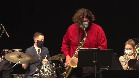 Thumbnail for entry Jazz Ensembles IV & II - 9/21/20