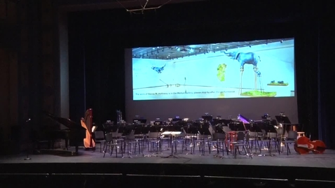 Thumbnail for entry Wind Symphony - Flight of the Elephant - Concert #2