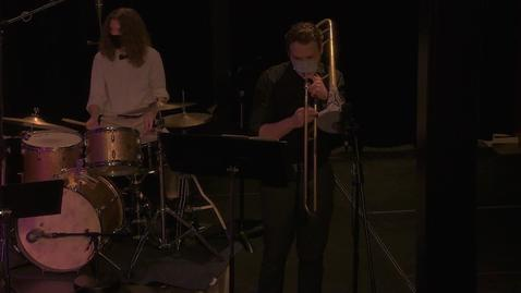 Thumbnail for entry Jazz Combos Concert 11/18/2020