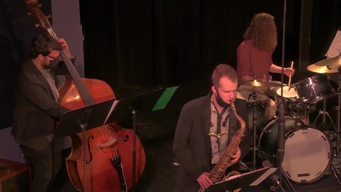 Thumbnail for entry Junior Recital - Logan From