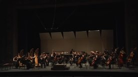 Thumbnail for entry Symphony Orchestra ft. Haoyue Liao