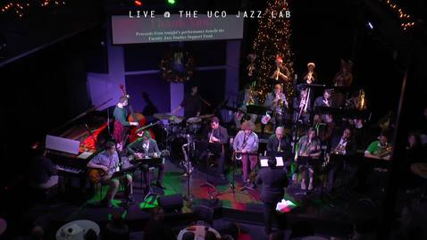 Thumbnail for entry Jazz Ensembles - 12/3