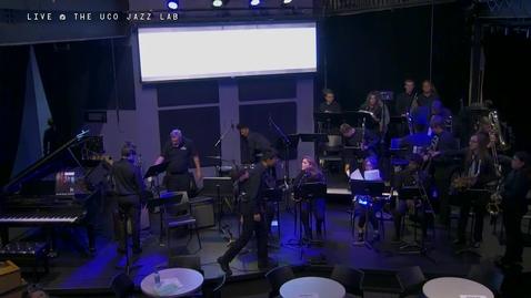 Thumbnail for entry UCO Jazz Ensembles 9/24