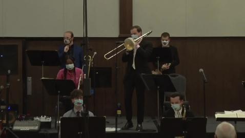 Thumbnail for entry Jazz Ensemble I - 11/4/2020