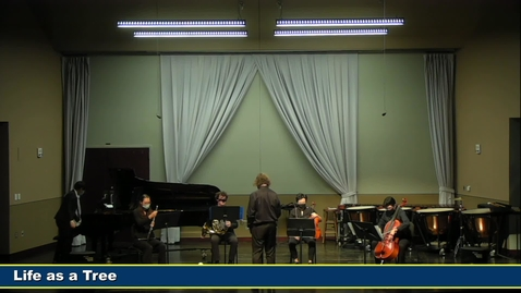 Thumbnail for entry Enzhe Zheng - Graduate Recital