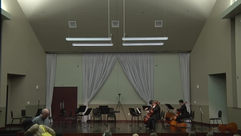 Thumbnail for entry Chamber Orchestra - 2/18