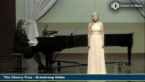 Thumbnail for entry Necie Cobb - Junior Recital