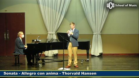 Thumbnail for entry Jakob Harmon - Junior Recital