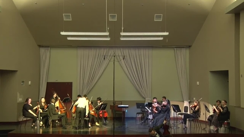 Thumbnail for entry Chamber Orchestra - 4/15
