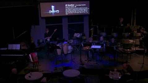 Thumbnail for entry Jazz Ensembles Concert 10/29
