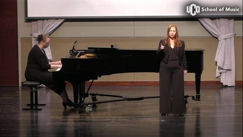 Thumbnail for entry Hannah Bell - Lecture Recital