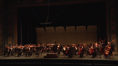 Thumbnail for entry Symphony Orchestra - Alumni Night