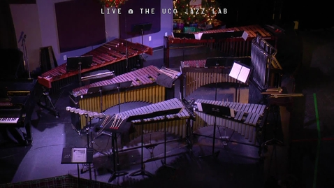 Thumbnail for entry Percussion Consort 12/13
