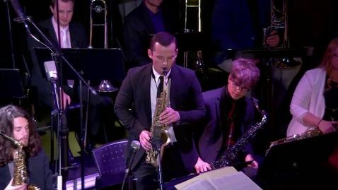 Thumbnail for entry Jazz Ensembles - 9/28/21