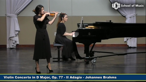 Thumbnail for entry Jane Lee - Senior Recital