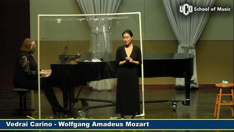 Thumbnail for entry Wen Li - Graduate Recital