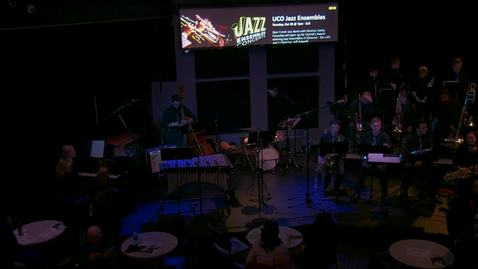 Thumbnail for entry Jazz Ensembles Concert 10/28