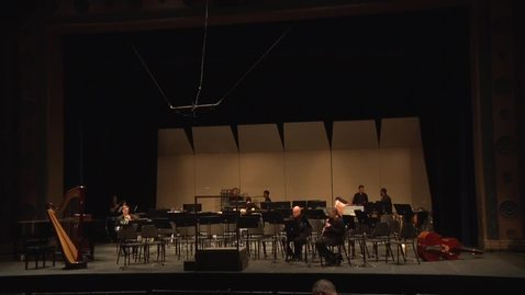 Thumbnail for entry Wind Symphony - A Century of Style and Panache - Celebrating Leonard Bernstein
