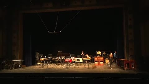 Thumbnail for entry Percussion Consort 4/27/17