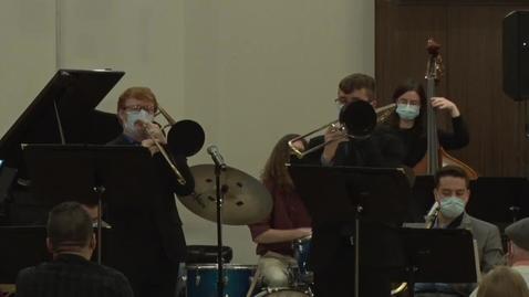 Thumbnail for entry Jazz Ensembles Concert - 11/23/20