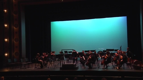 Thumbnail for entry School of Music President's Concert