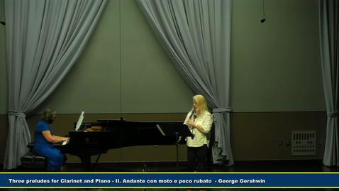 Thumbnail for entry Graduate Recital - Lisa M. Hoel
