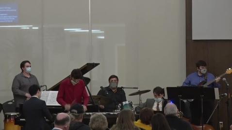 Thumbnail for entry Jazz Ensembles IV & III - 3/23/21