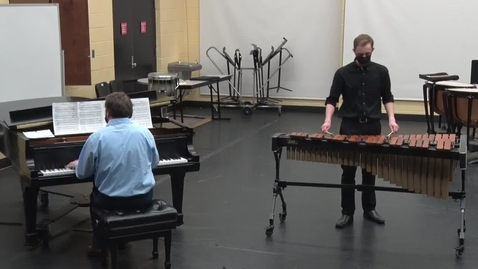 Thumbnail for entry Junior Recital - Mike Hill